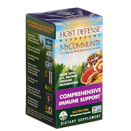 Host Defense® MyCommunity® Capsules