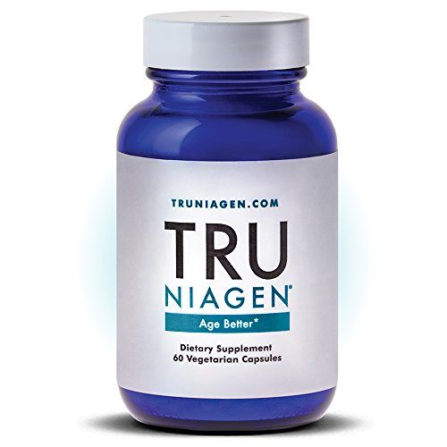 TRU NIAGEN – Increased 300mg | Nicotinamide Riboside NR | Advanced NAD+ Booster for Next-Level Cellular Repair & Increased Energy | Vitamin B3